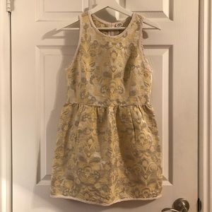 Wilfred yellow dress